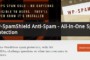 A FREE suitable WordPress spam protection plugin: WP-SpamShield